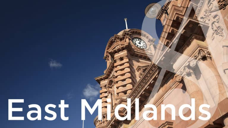 East Midlands Group: What to do if things go wrong