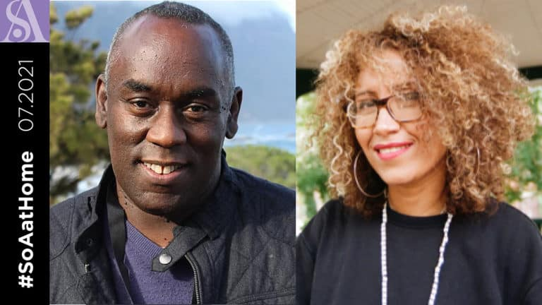 Afternoon Tea with Alex Wheatle; Hosted by Samantha Williams
